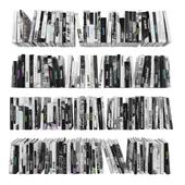 Books (150 pieces) 2-2-5