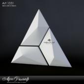 Gypsum 3d Art-1031 panel from ArtRelief