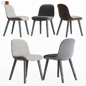 Mad Dining Chair Poliform