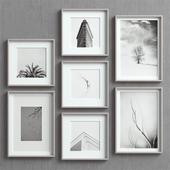 Picture Frames Set-77
