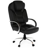 Офисное кресло Regency Goliath Black Big and Tall Swivel Chair
