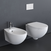 Ceramica Catalano Velis Wall-hang WC
