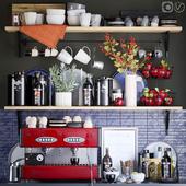 Декоративный набор для кухни 4