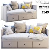 Ikea Hemnes bed 2