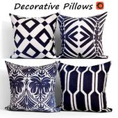 Decorative pillows set 227 Sophia&William