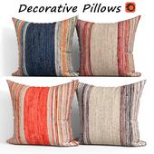 Decorative pillows set 228