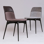 Molteni&C Barbican Chair with armrests