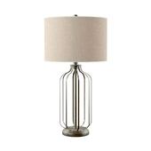 """Настольная лампа Arcadius 30""""  Gracie Oaks GRKS8017"""