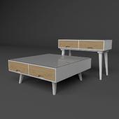 Furniture set  TAHA 02
