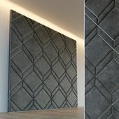 Декоративная стена. Мягкая панель. 31