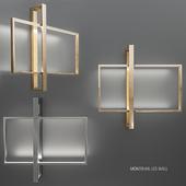 Venicem Mondrian LED wall