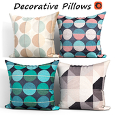 Decorative pillows set 234 Ikea