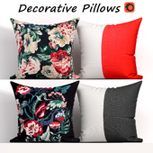 Decorative pillows set 235 Ikea