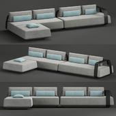 KUMO sofa  by Manutti