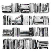 Books (150 pieces) 2-3-1