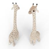 Plush toy Giraffe H & M