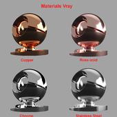 Materials-metal