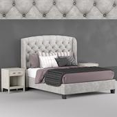 Кровать Arched Queen