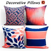 Decorative pillows set 236 Etsy