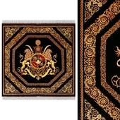 Carpet Carpet Vista Qum silk Sighned: Vafai AXVZZH25