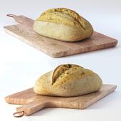EvaSolo board & Bread