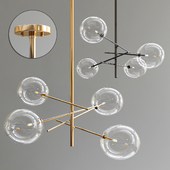 Bolle Gallotti Chandelier - 4 light