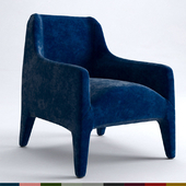 Kelly armchair KL70H