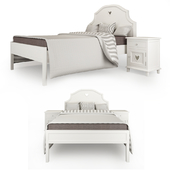 Bed from the Adelina series