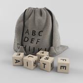 Ooh Noo Alphabet Blocks
