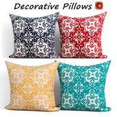 Decorative pillows set 242 HWY 50