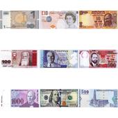 countries money