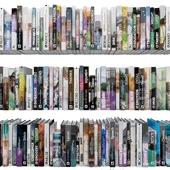 Books (150 pieces) 1-7-2
