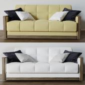 Sofa bed accordion Goodwin