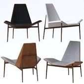 Kent Lounge Armchair by Modloft
