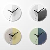 Настенные часы Tolix