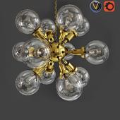 Chandelier Ludlow Eichholtz Lighting 110704
