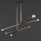 Arrow lamps by Apparatus