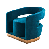 Essential Home - Ellen Armchair