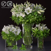 Flower Arrangement 4- White Lily