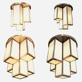 Eichholtz Ceiling Lamp Axel