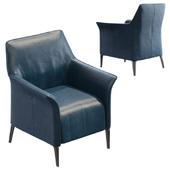 Leolux Mayuro armchair