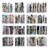 Books (150 pieces) 1-8-1