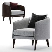 Crate and Barrel Rhys Chair