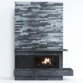 Modern fireplace 9