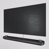 TV LG SIGNATURE OLED