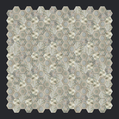 Dune Portland Hexagon Deco