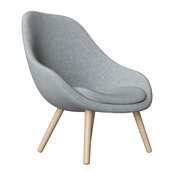 Lounge Chair AAL 92