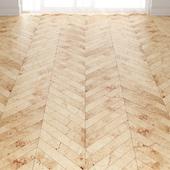 Brown Marble Tiles in 2 types