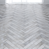Light Brown Marble Tiles in 2 types