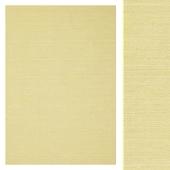 Carpet Carpet Vista Kilim loom - Yellow CVD8845